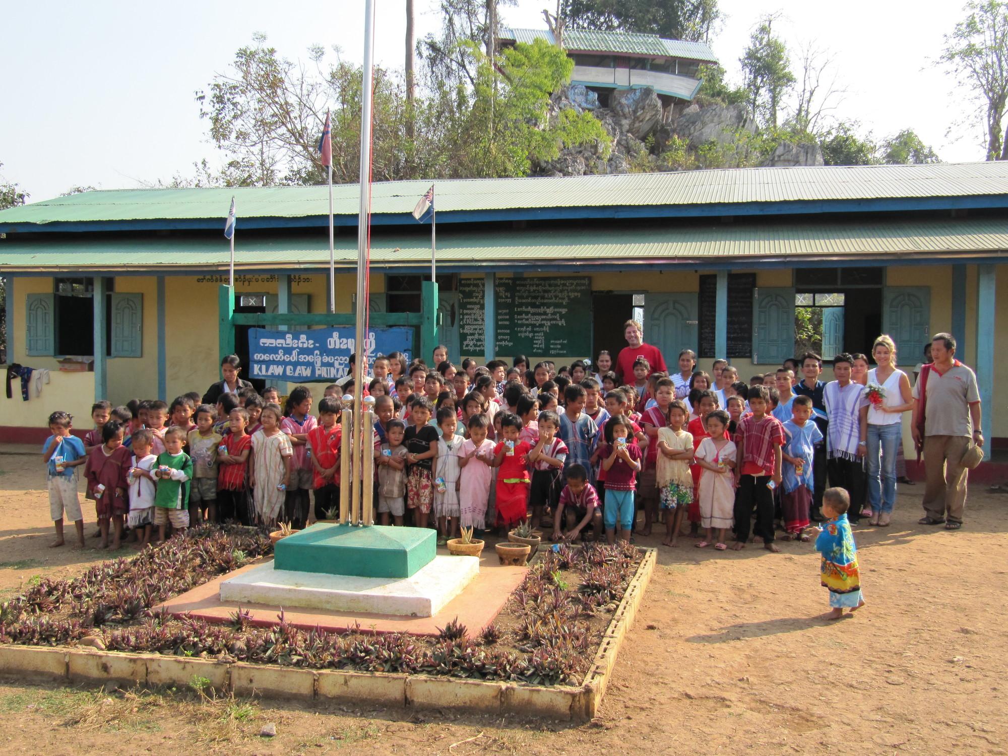 Kaw Law Gaw School